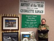 state of maine sportsman's show aritist of the year